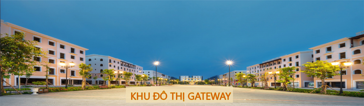 khu đô thị gateway