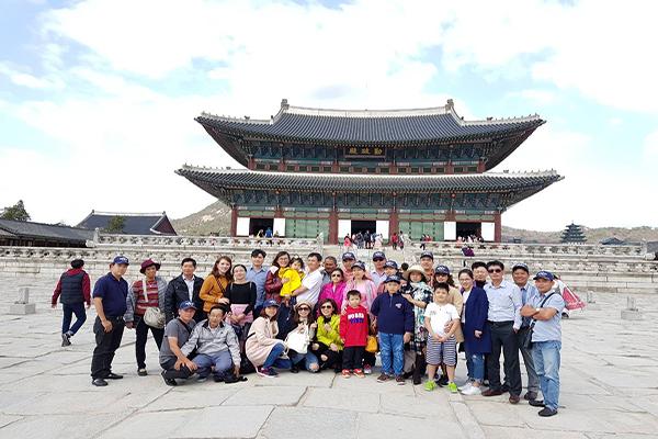 Hội nghị khách hàng tại Hàn Quốc 14/03/2018