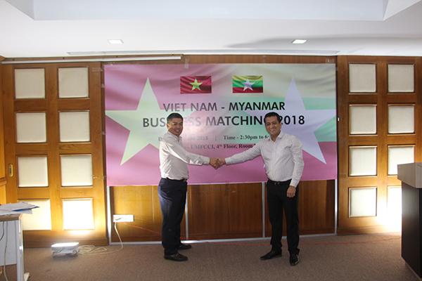 Hội thảo Myanmar 25/06/2018