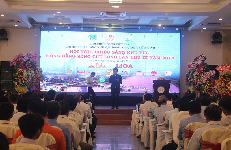 Hội nghị chiếu sáng khu vực Đồng Bằng Sông Cửu Long 8-9/11/2018