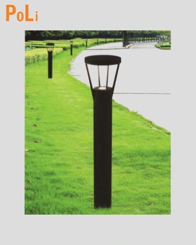 đèn trụ trang trí sân vườn