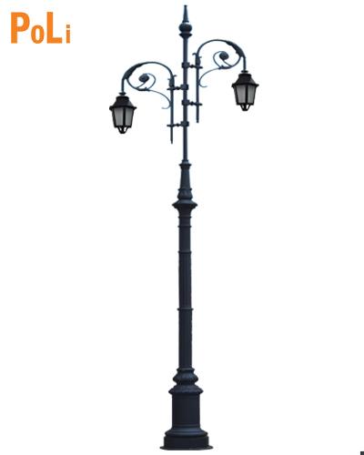 trụ đèn trang trí